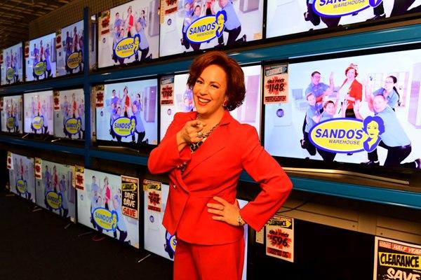 Sando Sacha Horler