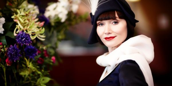 "Essie Davis Returning as Miss Fisher in Feature Film ""Miss Fisher & The Crypt of Tears"""