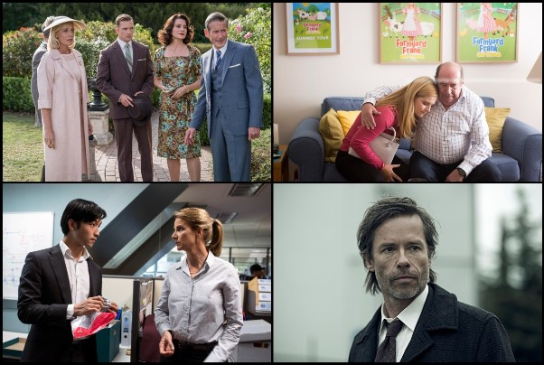 Sept 2018 Down Under TV premieres