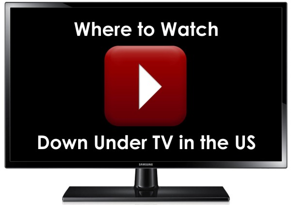 Where to Watch Down Under TV in the US