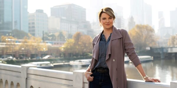 My Life Is Murder: New Lucy Lawless Mystery Series Is Light & Breezy