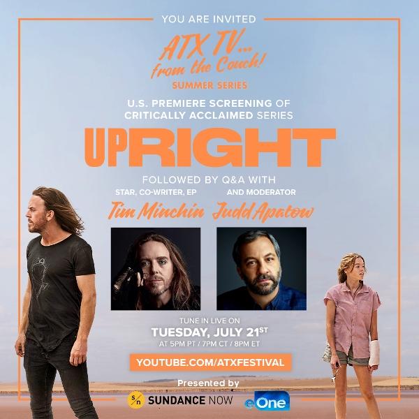 Upright ATX