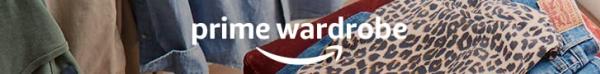Prime Wardrobe banner